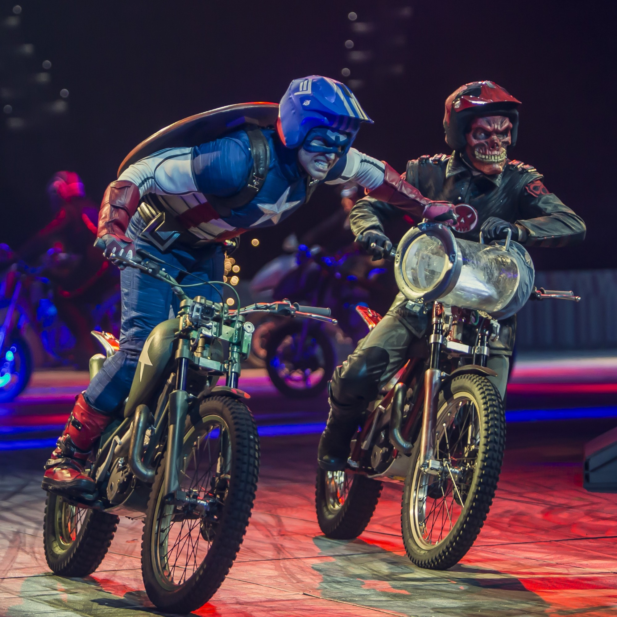 Marvel Universe Live Montreal (1)