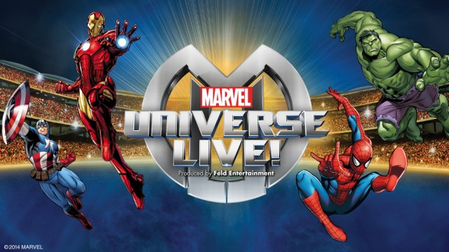 Marvel Universe Live Montreal