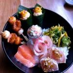 Sushi Taxi: Seasonal Sushi Fusion in Montreal