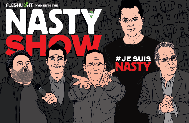 The Nasty Show Just for Laughs Festival Montreal