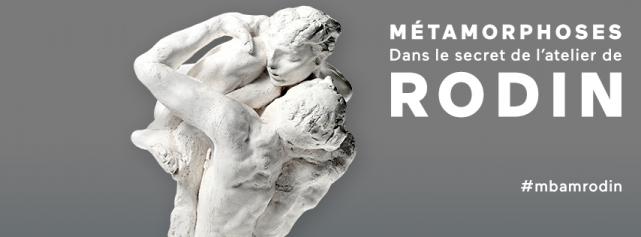 Montreal Museum of Fine Arts Metamorphoses Rodin (1)