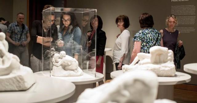 Montreal Museum of Fine Arts Metamorphoses Rodin (5)