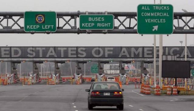 Nexus Canadian American Border Montreal