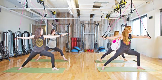 Revkor Victoria Mark Montreal Fitness