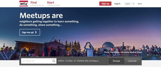 meetup.com montreal dating