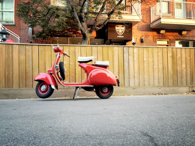 Caffe San Simeon Little Italy Montreal (4)