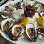 Montreal Oyster Specials Every Day of the Week