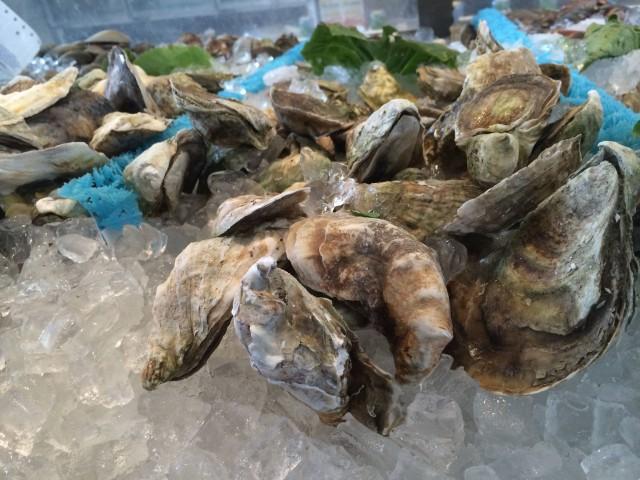Oyster Special Montreal La Sirene de la Mer (1)