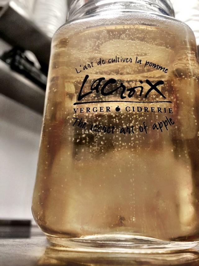 Verger Lacroix St Joseph-du-Lac Apple Cider