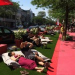 La Grande Terrase Rouge Begins with Verger Saint-Denis
