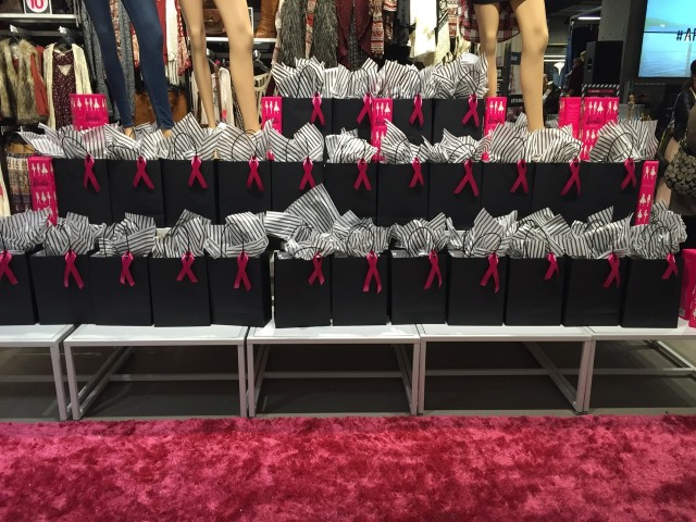Ardene x Barbie breast cancer awareness montreal (19)