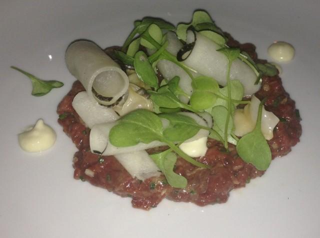 Hotel Herman_Montreal restaurant_Montreal food divas_deer tartare