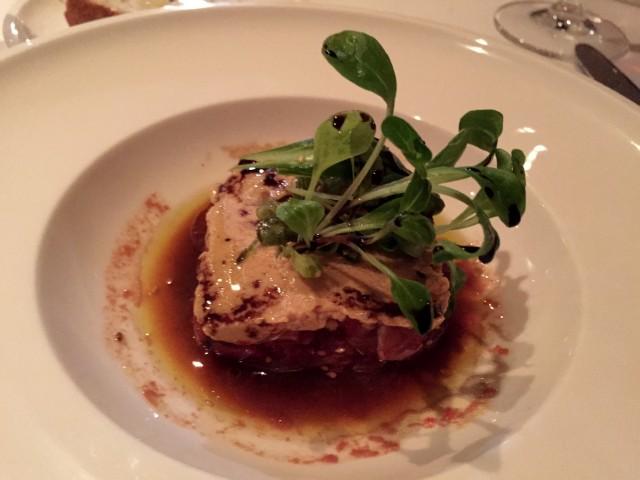 Primo & Secondo_montreal restaurant_montreal food divas_tuna tartare