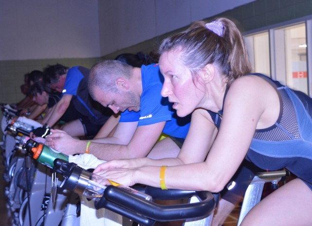 YMCA downtown montreal spinning classes