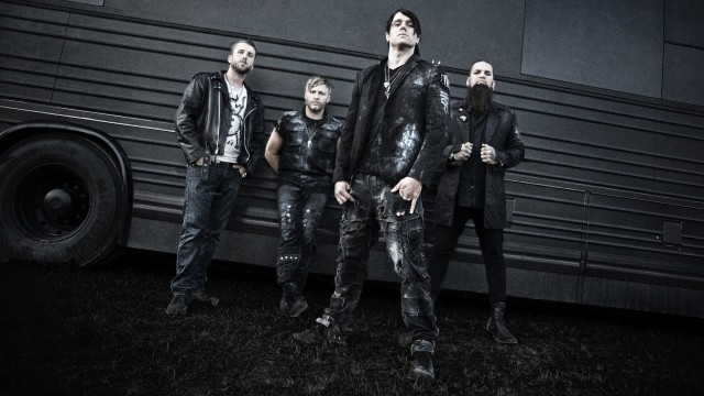 4 Three Days Grace Montreal