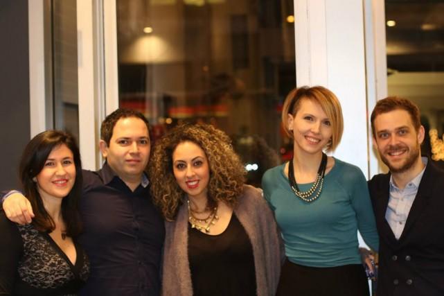 Canta Che ti passa MYICA Italian Karaoke Montreal (4)