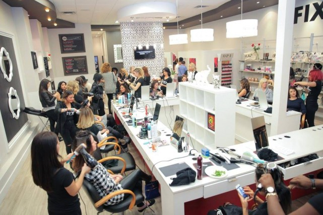 Le Fix Bar Beauty Salon Montreal (7)