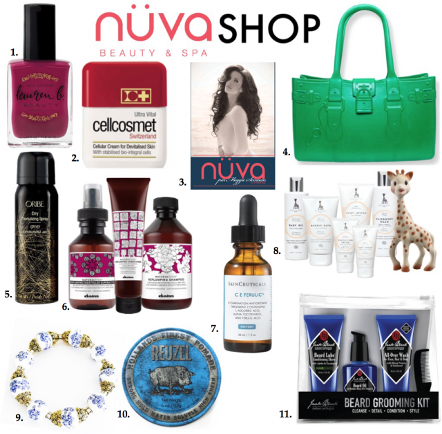 Nuva Beauty & Spa Guide