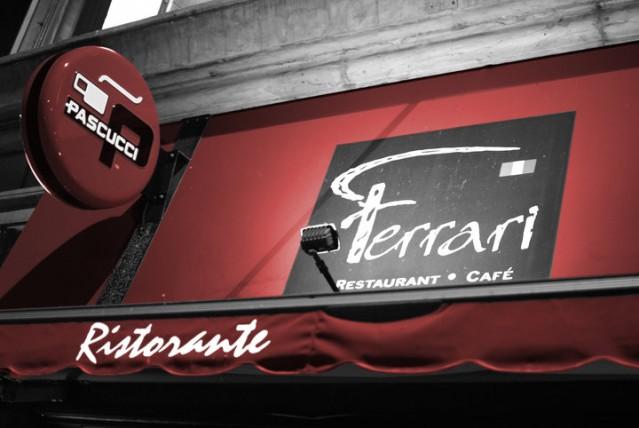 Ferrari Restaurant Montreal