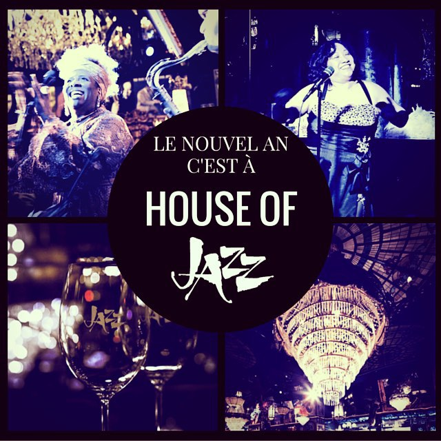 House of Jazz NYE Montreal Laval
