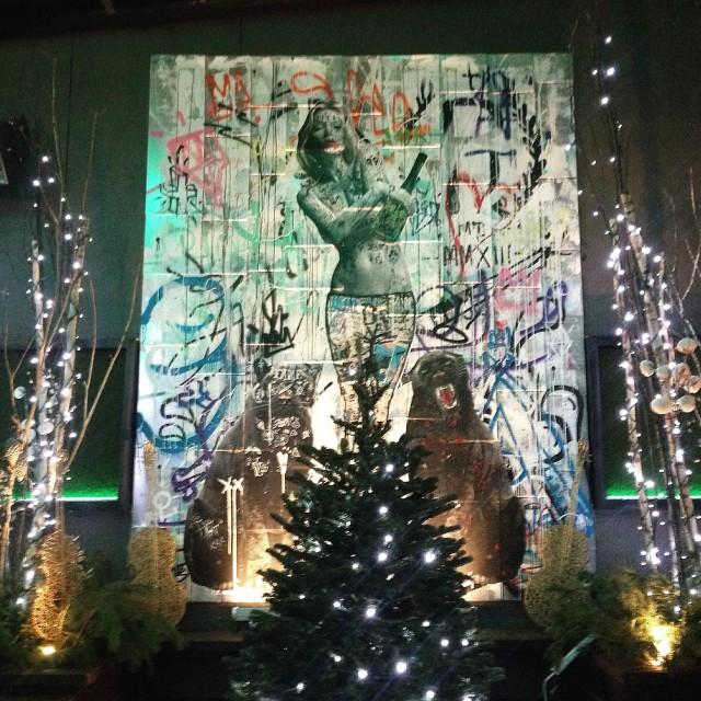Le Richmond Christmas Brunch Montreal (1)