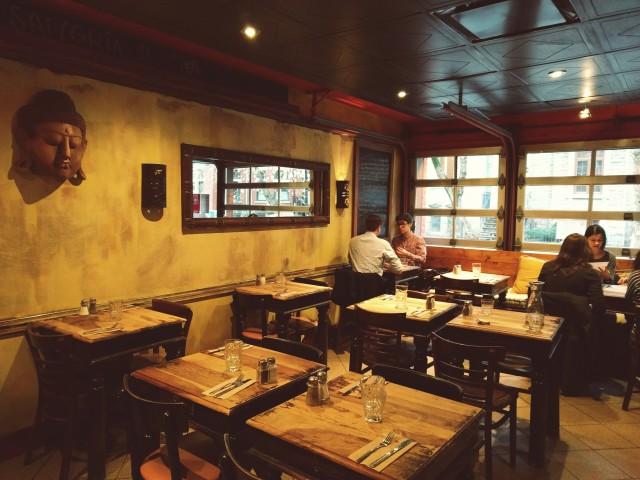 Lola Rosa Montreal Restaurant 01