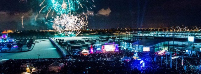 The Old Port's New Year's Eve Celebration presented by Coca Cola