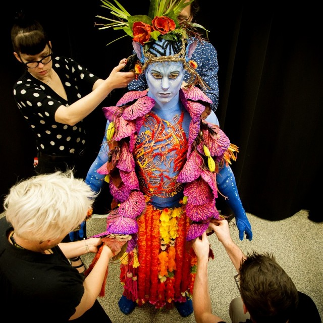 Toruk Cirque du Soleil Montreal (2)
