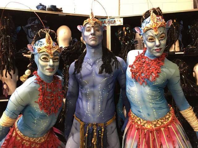 Toruk Cirque du Soleil Montreal (4)