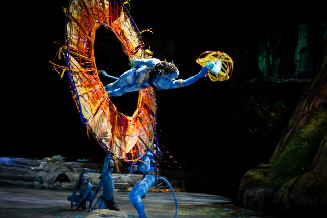 Toruk Cirque du Soleil Montreal (6)