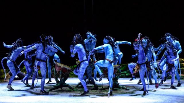 Toruk Cirque du Soleil Montreal (8)