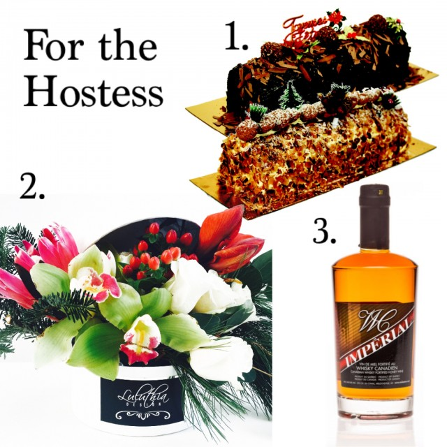 the hostess holiday gift guide montreal