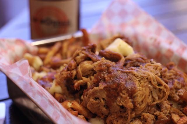 Foodora Montreal delivery le boucan