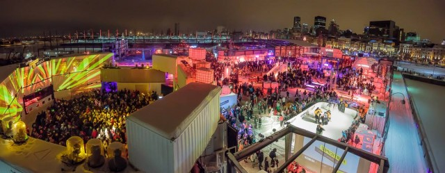 Igloofest Overview Miguel Legault