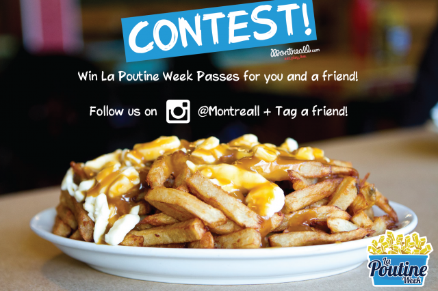 La Poutine Week Contest Montreal