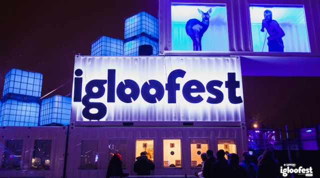 Montreall Music Fix January 2016 Igloofest