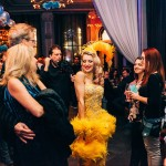 This Mtl Restaurant Celebrated 10 Years with Burlesque