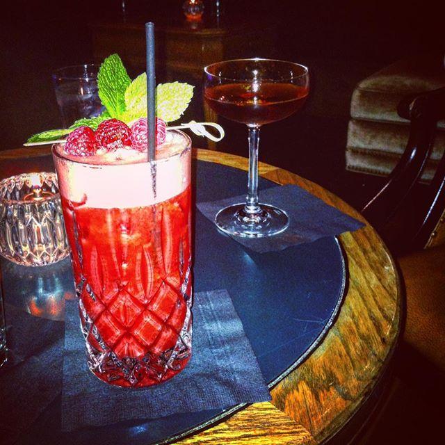 le 4e mur montreal cocktail bar alexe_cheergirl