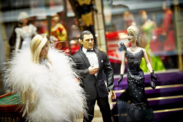 Barbie Expo Montreal Les Cours Mont Royal (5)