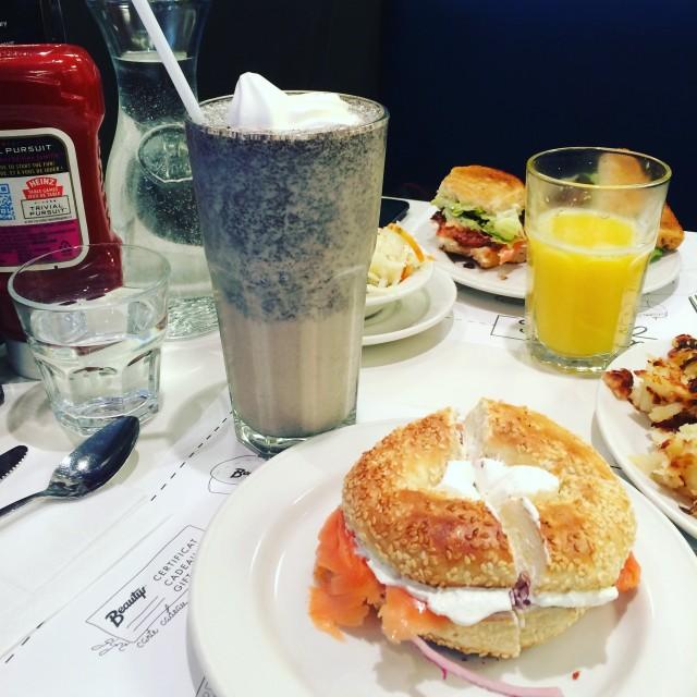 Beautys Luncheonette Montreal Milkshakes Gemma