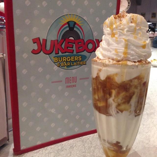 Jukebox Burgers Montreal Milkshakes