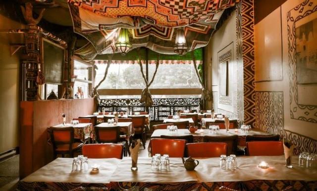 La Khaima montreal restaurant