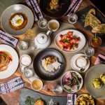 Weekend Brunch in an Enchanted Forest in Montreal
