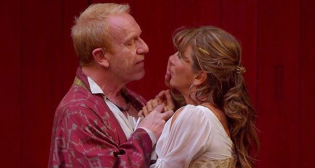 Antony and Cleopatra Globe on Screen Montreal shakespeare