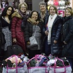 Ardene Helps Hundreds of Homeless Women and Refugees