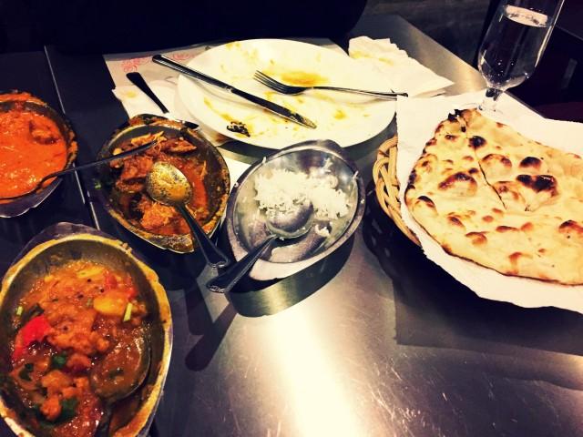 Bombay Choupati Montreal indian restaurant