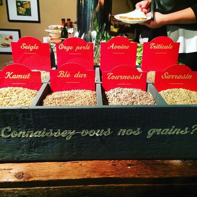 St Methode quinoa bread montreal (2)