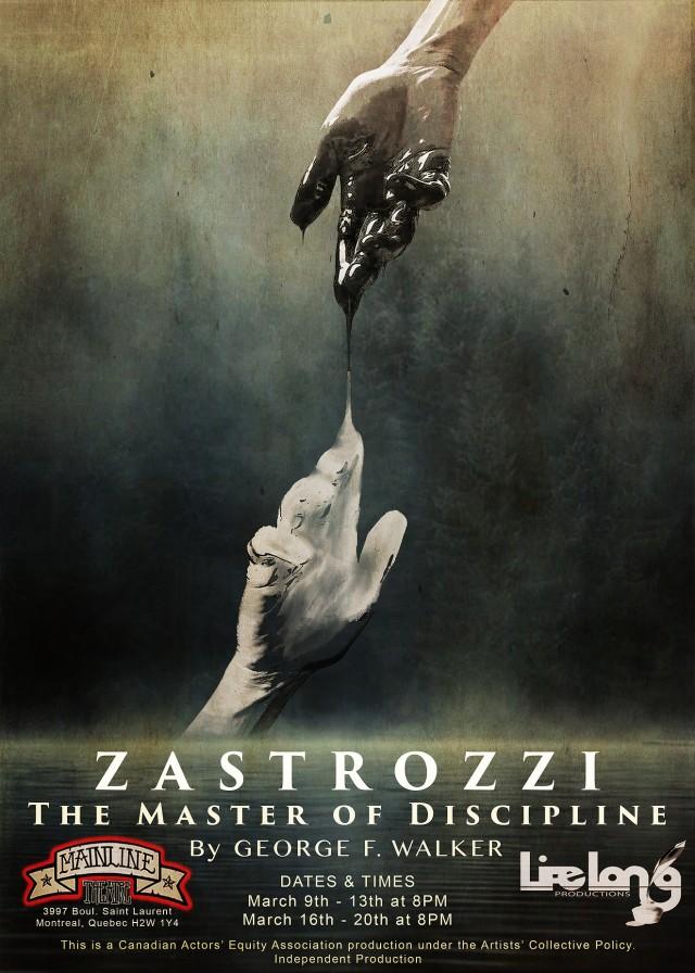 Zastrozzi montreal theater