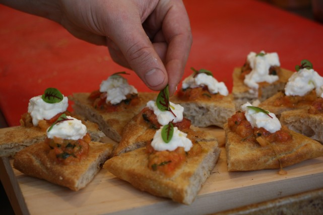 Arte & Farina Italian Bakery Gay Village Montreal (4)