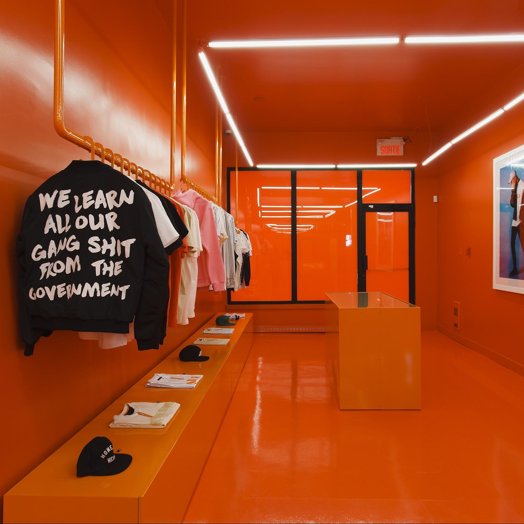 Atelier New Regime Montreal Store (1)